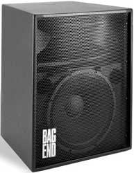 Bag End TA5000-I Time-Align Loudspeaker, Painted Installation Finish TA5000-I