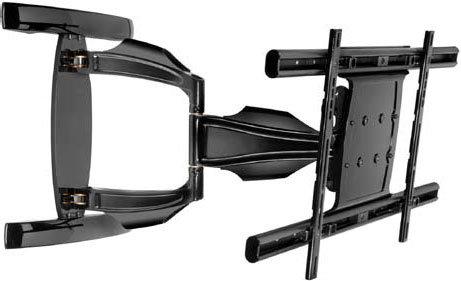 "Peerless SA761PU Black Universal Articulating Arm Mount for 37""-60"" Flatscreens SA761PU"