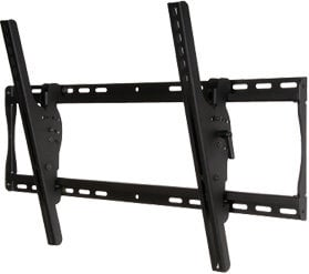 "Peerless ST650P  Universal Tilting Wall Mount for Medium to Large 32"" - 50"" LCD and Plasma Screens, with Standard Hardware, Black ST650P"