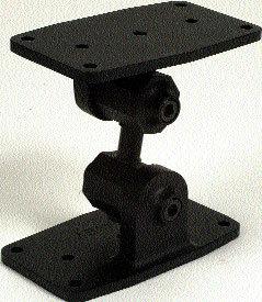 Peavey VERSAMOUNT35-BLACK Black Speaker Ceiling Bracket (for Impulse Speakers, 35 lb Capacity) VERSAMOUNT35-BLACK