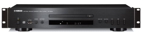 Yamaha CD-S300RK Single-Disc Rackmount CD Player CD-S300-RK