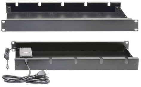 Radio Design Labs RC-PS5 Rack Mount for up to 5 Desktop Power Supplies RC-PS5