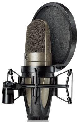 Shure KSM42/SG Large Dual-Diaphragm Side-address Condenser Vocal Microphone KSM42/SG