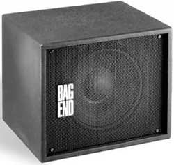 "Bag End S12E-I Subwoofer Speaker, 12"" Painted Installation Version S12E-I"