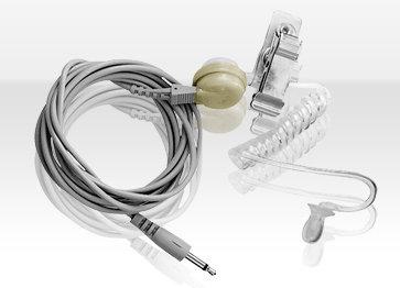 """Telex CES2-TELEX Earset, Coiled 1/8"""" Connector CES2-TELEX"""
