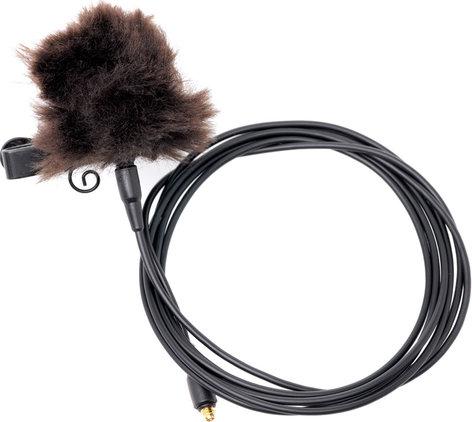 Rode LAVALIER-RODE  Lavalier Microphone (Black) LAVALIER-RODE