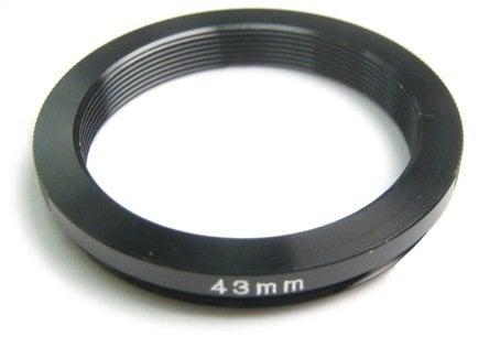 Panasonic VFK1164TAR43 Panasonic AGDV100BP Lens Ring Adapter VFK1164TAR43