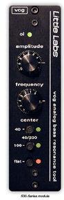 Little Labs VOG Analog Bass Resonance Tool VOG