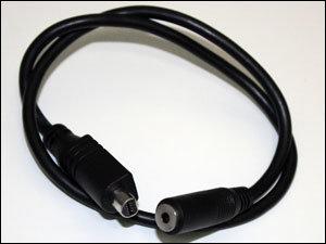 Varizoom VZ-AV/LANC  Converter Cable F/Sony HndyCam  VZ-AV/LANC