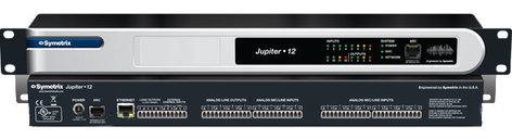 Symetrix JUPITER-12 DSP processor, 12 in x 4 out JUPITER-12