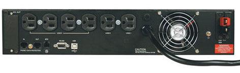 Tripp Lite SU750RTXL2U  UPS SmartOnline Rckmnt 750VA  SU750RTXL2U
