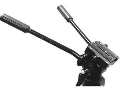Tiffen FM18  Fluid Head, 18lb Capacity, With Quick Release FM18