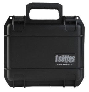 SKB Cases 3I-0907-4B-D  Molded Waterproof Case, 9x7x4, Divided interior 3I-0907-4B-D