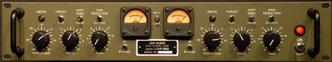 JDK Audio R22 Compressor, Dual Channel R22-JDK