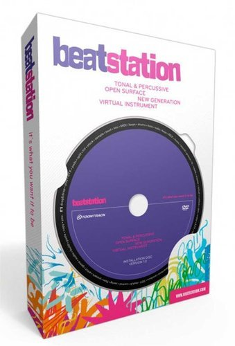 Toontrack BEAT-STATION Software- Groove Production/Virtual Instrument/Sampler (VIRTUAL) BEAT-STATION