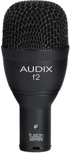 Audix F2 Dynamic Microphone, Hypercardioid F2