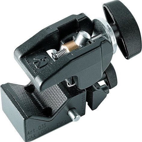 Manfrotto 635  Quick-Action Super Clamp 635