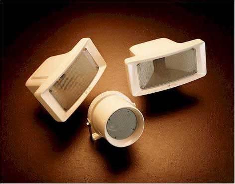 TOA CS154/U Paging Speaker, Wide Rangel, 15W, UL listed CS154/U