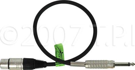 """TecNec BSC25XJS  Belden Cable, XLR female to 1/4"""" male BSC25XJS"""