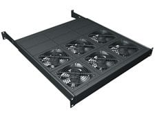 Middle Atlantic Products FTA-3  3-Fan Tray System FTA-3
