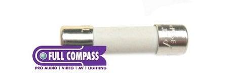Behringer R22-01512-50001 500MA 250V GMA Fuse R22-01512-50001