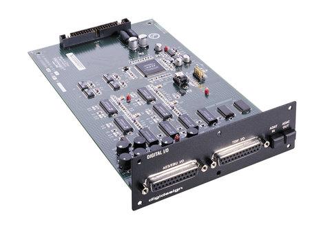 Avid HD I/O DIGITAL OPTION Expansion Card with 8x AES/EBU, 8x TDIF, 8x ADAT I/O HD-I/O-DIGITAL
