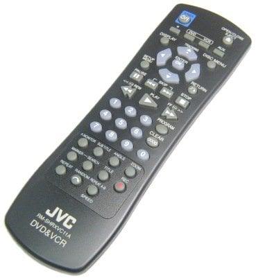 JVC LG-6711R1N208D JVC VHS/DVD Remote Control LG-6711R1N208D