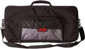 "Gator Cases G-MULTIFX-2411 24"" x 11"" Multi-Effects Pedal Gig Bag G-MULTIFX-2411"