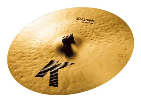"Zildjian K0903 17"" K Series Dark Crash Thin Cymbal K0903"