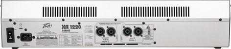 Peavey XR1220 Mixer Amplifier (with 20 XLR Mic Channels) XR1220
