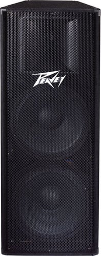 "Peavey PV215 PV Series 2-Way Loudspeaker (with 2x 15"" Woofers) PV215"