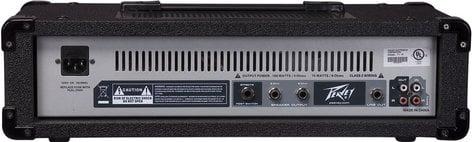 Peavey PVI4B Powered Mixer with 4 XLR Mic Ins PVI4B