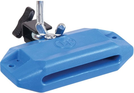 Latin Percussion LP1205 Blue High Pitch Jam Block LP1205