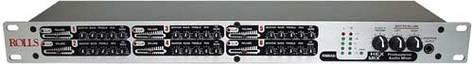Rolls RM65b HexMix 6 x 4 Mic/Line Mixer, Balanced RM65B