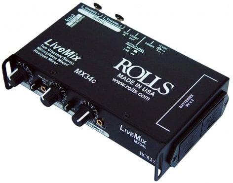 Rolls MX34C 2 Channel Field Mixer MX34C