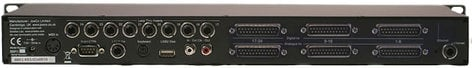 "JoeCo BBR1-D Digital AES/EBU, Analog I/O 24 Track ""Blackbox Recorder"" (for Live Performance Recording) BBR1-D"