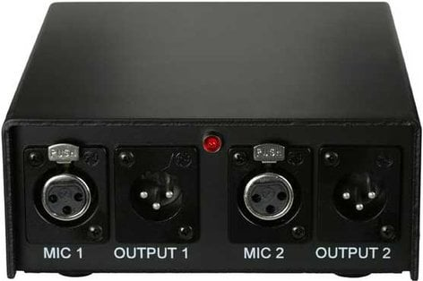 Audix APS-2  Phantom Power Supply, 2-Channel APS-2