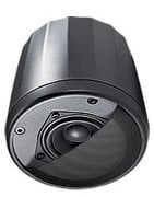 "JBL Control 62P Ultra-Compact Mid-High 2"" Satellite Pendant Speaker in Black C62P"