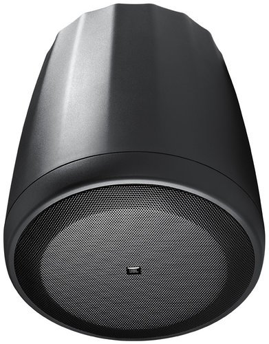 "JBL Control 65 P/T 5.25"" Compact Full Range Pendant Speaker in Black with RBI Radiation Boundary Integration Technology C65P/T"