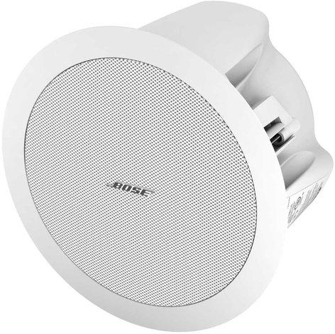 "Bose DS-16F-WHITE FreeSpace Ceiling Loudspeaker, Multi-Tap Transformer, 2.25"" Full-Range, 16W @ 8 Ohms, White DS-16F-WHITE"