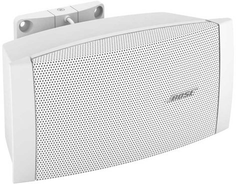 Bose DS-16S FreeSpace Surface-Mount Indoor Loudspeaker with Multi-Tap Transformer in White DS-16S-WHITE