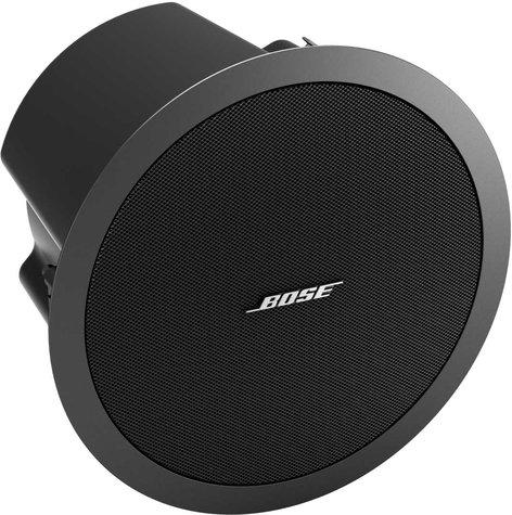 "Bose DS-100F-BLACK 5.25"" 100W @ 8 Ohms Black FreeSpace Ceiling Loudspeaker, Multi-Tap Transformer, DS-100F-BLACK"