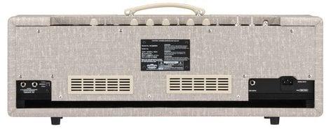 Vox Amplification AC30HWHD 30W Handwired Tube Guitar Amplifier Head in White AC30HWHD