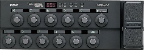 Yamaha MFC-10 Midi Foot Controller for Yamaha TYROS 1-3 MFC-10