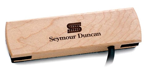 Seymour Duncan WOODY-SC Soundhole Pickup Soundhole Pickup, Single Coil WOODY-SC