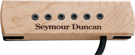 Seymour Duncan WOODY-XL SoundholePickup Soundhole Pickup, Stacked Hum Canceling WOODY-XL