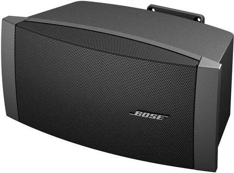 "Bose DS-100SE-BLACK FreeSpace Indoor/Outdoor Commercial Loudspeaker, Multi-Tap Transformer, 5.25"", 100W @ 8 Ohms, Black DS-100SE-BLACK"