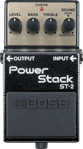 Boss ST2 Power Stack Overdrive Guitar Pedal ST2-BOSS