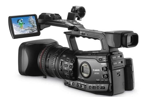 Canon XF300 Professional HD Camcorder XF300