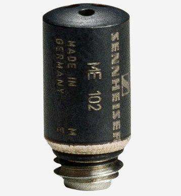 Sennheiser MKE102S-EW Omnidirectional Mic, Black MKE102S-EW